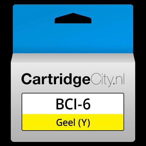 Canon BCI-6Y Geel