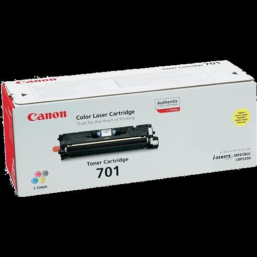Canon 701 Geel