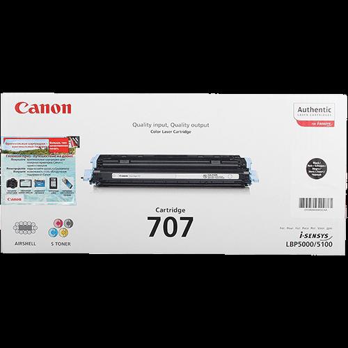 Canon 707 Zwart
