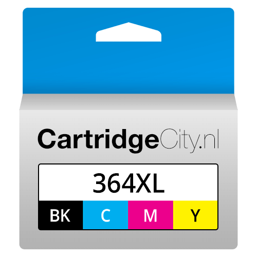 HP 364XL BKCMY Voordeelset Huismerk