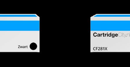 HP 81A CF281A HP 81X CF281X Blog