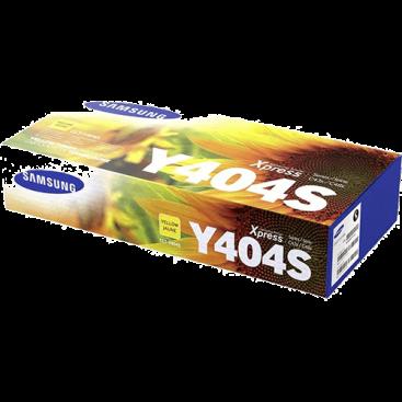 Samsung CLT-Y404S Geel Origineel
