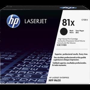 HP 81X CF281X Origineel