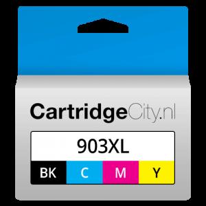HP 903XL Zwart Kleuren Voordeelset Huismerk