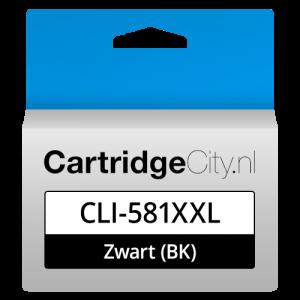 Canon CLI-581BK XXL Foto Zwart Huismerk
