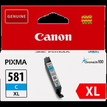 Canon CLI-581C XL Cyaan