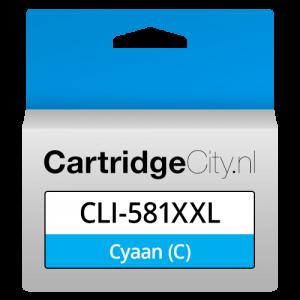 Canon CLI-581C XXL Cyaan Huismerk