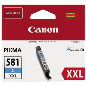 Canon CLI-581C XXL Cyaan Origineel