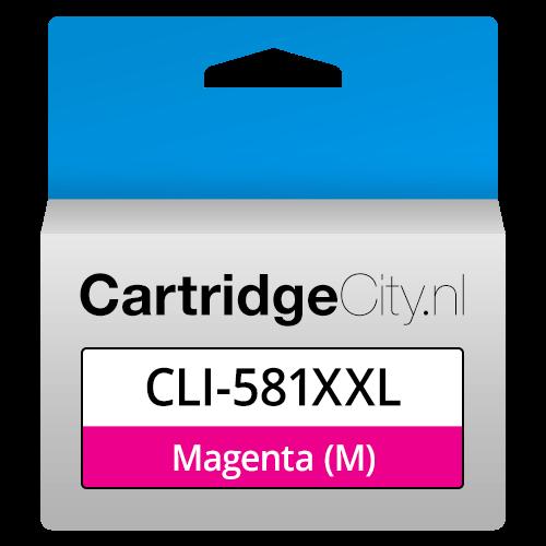 Canon CLI-581M XXL Magenta Husimerk
