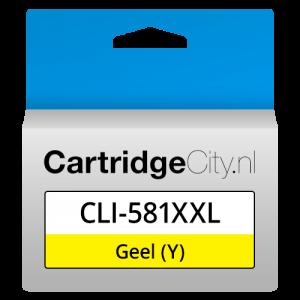 Canon CLI-581Y XXL Geel Husimerk