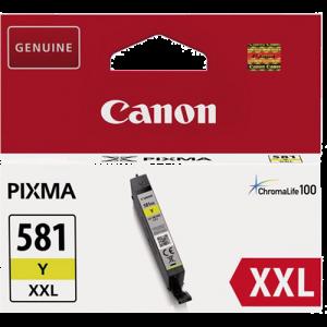 Canon CLI 581Y XXL Geel Origineel