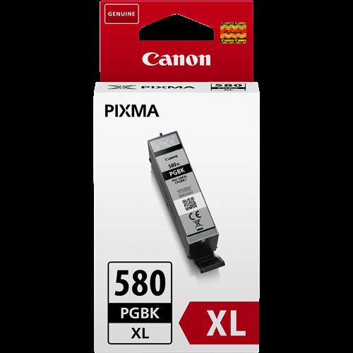 Canon PGI-580PGBK XL Zwart