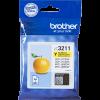 Brother LC-3211Y Geel Origineel